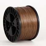 Bronze 20 gauge 5 lb spool Wire (50 lbs. Case)